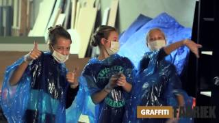 graffiti-fabriek - graffiti workshop voor het leukste kinderfeestje