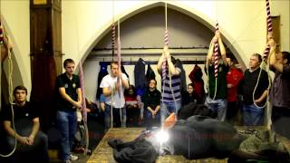 Bell Ringing - Manchester Town Hall