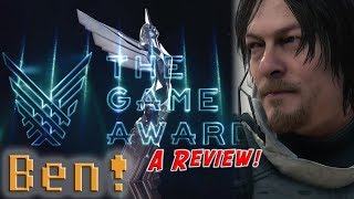 The Game Awards 2017 Review, Reveals, and Why Dreams Will Bomb | Ben's OP Game Show Ep. 109 (Pt. 1)