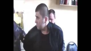 Избиение заключенного на зоне ментами