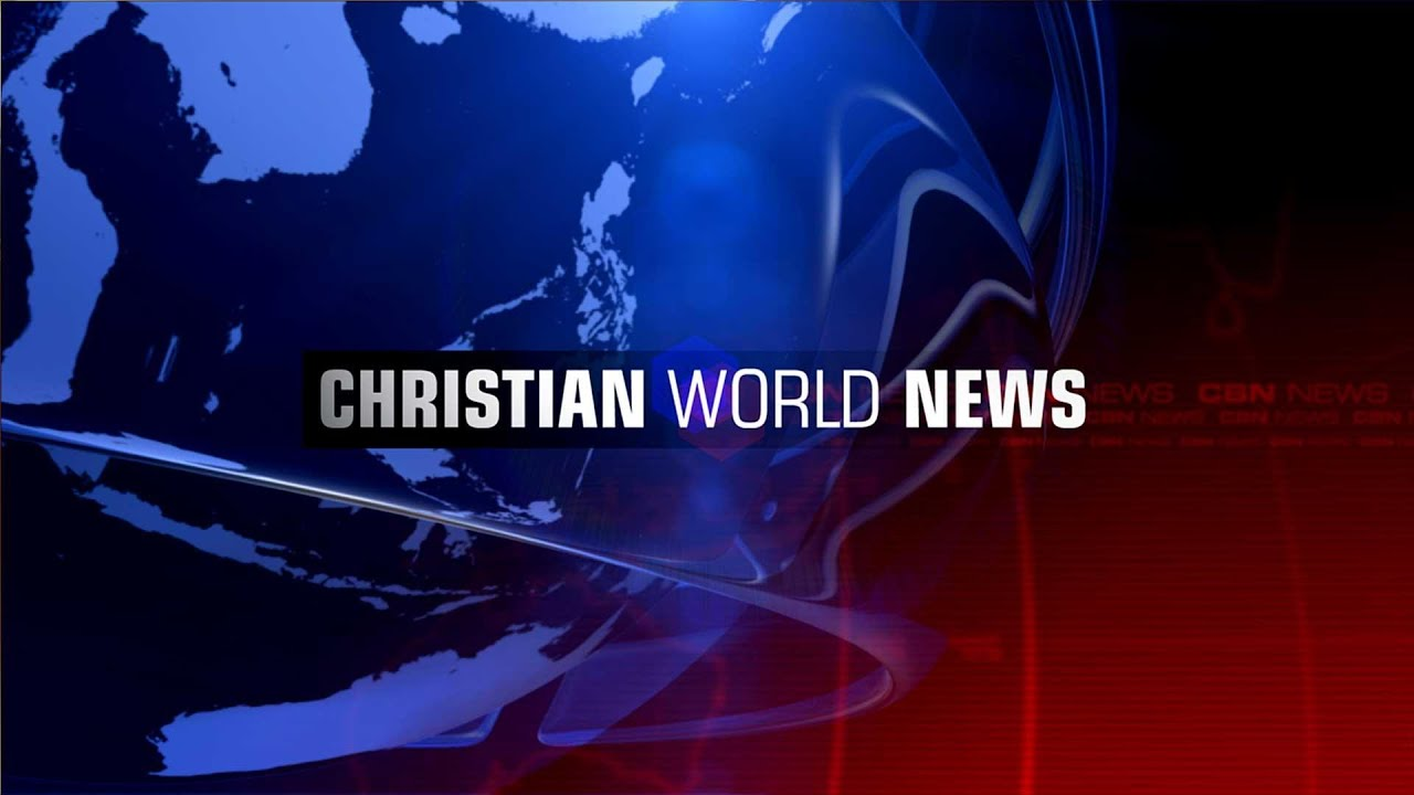 Christian World News - November 9, 2018