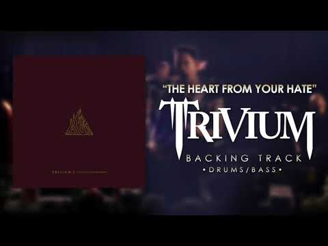 Trivium - The Heart From Your Hate [Backing Track]