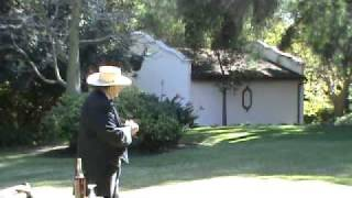 California History Living Time 2/26/11 (PT.1)