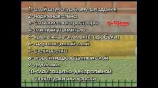 Видео урок  Система теплоизоляции Ceresit