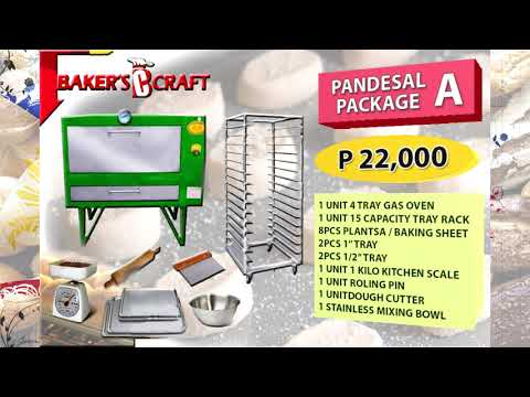 Bakery Business Package