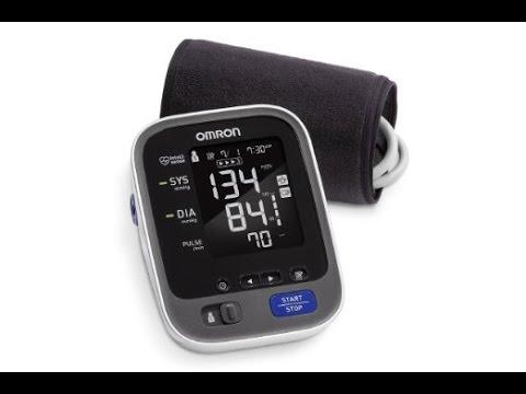 Omron 10 Series Upper Arm Blood Pressure Monitor With Wide-Range ComFit Cuff (BP785N)