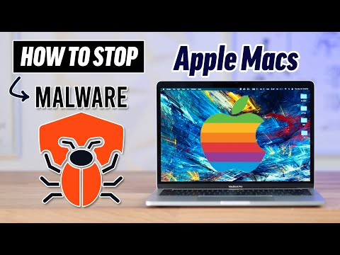 How to Stop Viruses and Malware on your Mac!