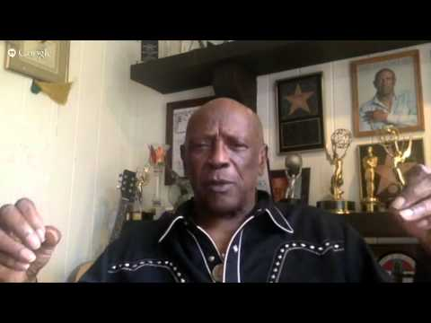 Louis Gossett, Jr. on playing a heroic ex-slave in The Book of Negroes
