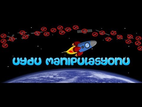 Düz Dünya - Uydu Manipülasyonu!