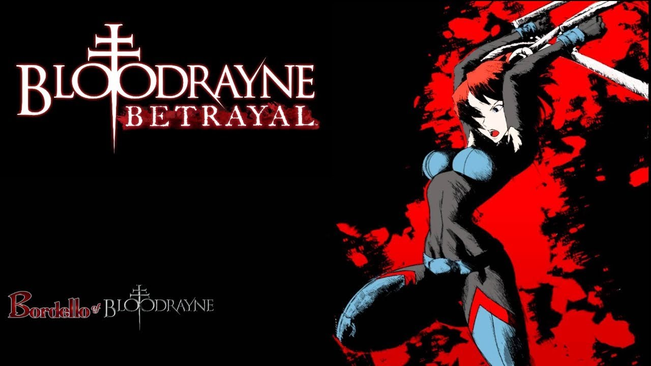 Bloodrayne Betrayal Pc Bordello Of Bloodrayne Youtube