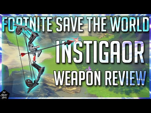 FORTNITE STW: INSTIGATOR BOW IN-DEPTH REVIEW!