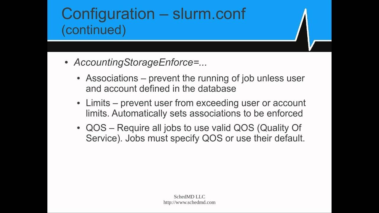 SLURM Database Usage, Part 2