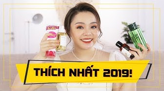 Đồ Dưỡng Da Giá Mềm Yêu Nhất Năm 2019 ❤️ Best of Beauty 2019 ❤️ TrinhPham