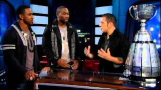 Kerry Carter & Dahrran Diedrick on CBC - George Stroumboulopoulos Tonight.