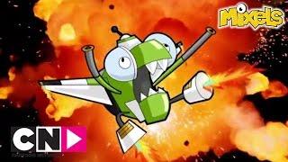 Helt-av | Mischer | Cartoon Network