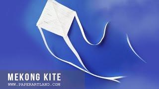 DIY- How To Make A Mekong Kite