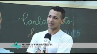 Jornal Acontece -  Primeiras Aulas do Parlamento Jovem