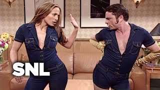 Mango and J Lo Get Into a Diva Battle  - SNL