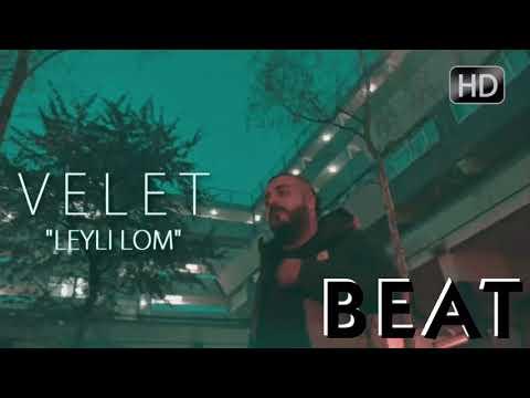 // Velet - Leyli Lom // Beat+Chorus // Karaoke+Nakarat //