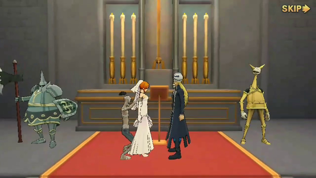 One Piece Burning Will (CN) - Absalom the Marriage Nami ...