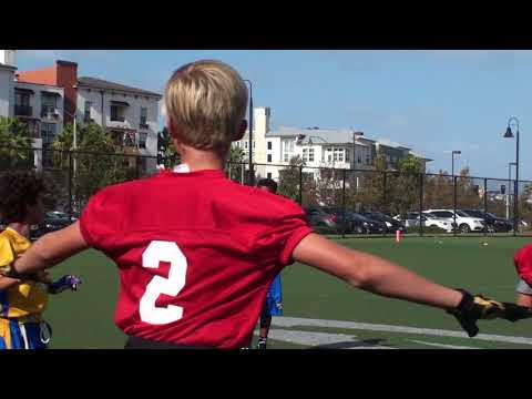 William Flag Football Playa Vista,10-03-17