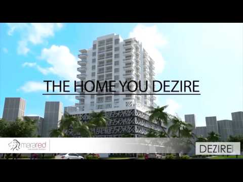Desire Residences  JVC -  Marared realestatedIvision