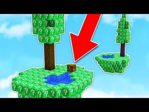 OVERPOWERED vs OVERPOWERED! - Emerald Lucky Block Sky Warriors (Minecraft Mods) - Видео из Майнкрафт (Minecraft)