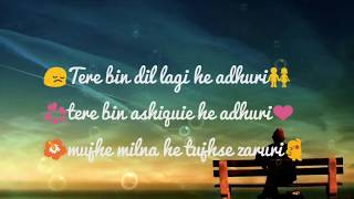 O Yara Kyu Khafa Ho Mujhse WhatsApp status song 30 second