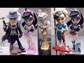 New York Toy Fair 2017 Cryptozoic Entertainment Booth Tour DC Bombshells Vinyl Figures Collection Vi