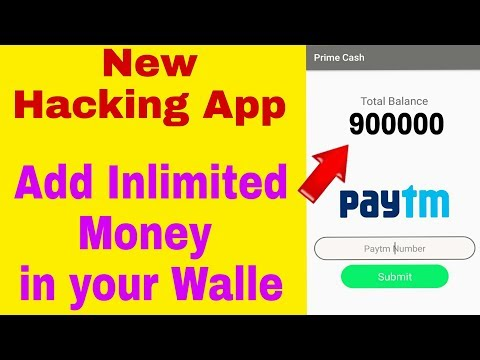 🆕 HACKING App Add Unlimited Money In Your Wallet || ST Tech