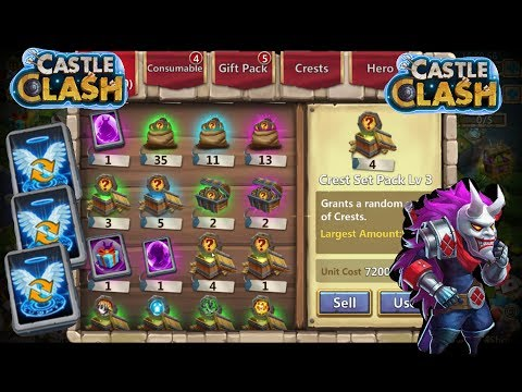 Castle Clash : Insane July Gifts And Events Warehouse Is Loaded