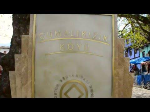 Tarihi Cumalıkızık Köyü - Bursa