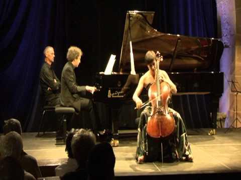 Franz Schubert : Sonate pour violoncelle et piano