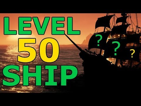 Level 50 Gold Hoarders + Royal Sovereign Ship Reveal | Sea of Thieves
