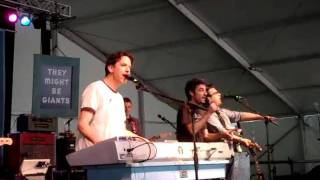 Alphabet Lost and Found -- Live 2010