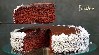 Сумасшедший пирог за КОПЕЙКИ вкусный и быстрый шоколадный пирог к чаю Crazy Cake