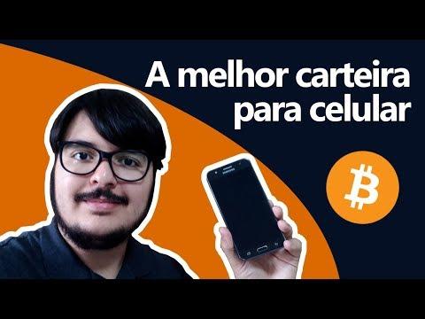A melhor carteira de criptomoedas para celular