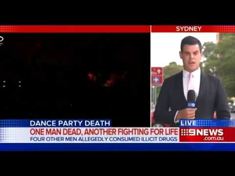 Teenager dies attending Sydney dance music festival Mp3