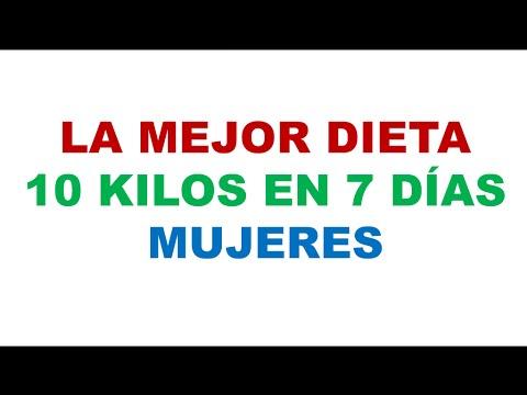 la dieta mas rapida y efectiva para perder peso