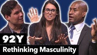 Rethinking Masculinity: Michael Ian Black, Charles Blow & Liz Plank