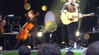 Philipp Poisel - Für keine Kohle dieser Welt - Live im Stadtpark Hamburg, 25.05.2013, HD