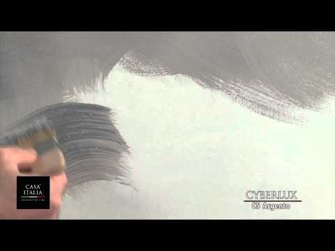 Ucic Cyberlux - effetto pennellato a incrocio - YouTube