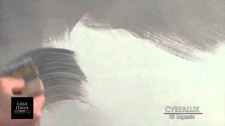 Ucic Cyberlux - effetto pennellato a incrocio