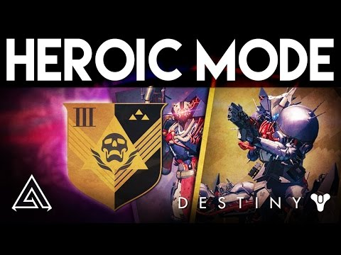 Destiny Rise of Iron | Preparing for Wrath of the Machine Heroic Mode - Light Level 385 & Above!