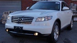 2008 Infiniti FX35 AWD Good Guy Auto Sales New Jersey