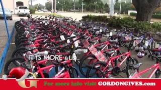 300+ FREE Bicycle Giveaway 2016 | Baton Rouge, Shreveport, Lafayette