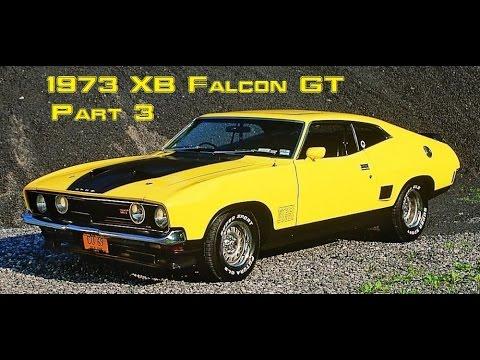1973 XB Falcon GT Build part 2