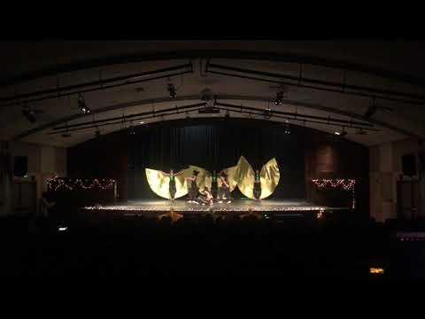 Presentation High School Jazba | Riyaaz 2018 [4K]