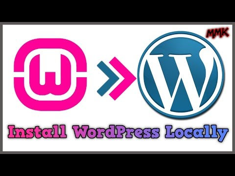 How to Install WordPress on Localhost Wamp Server