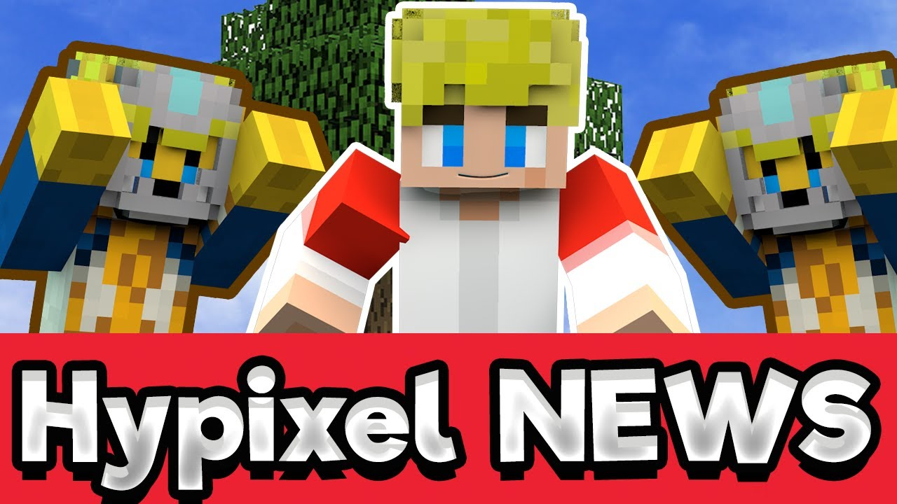 The OFFICIAL Hypixel NEWS!